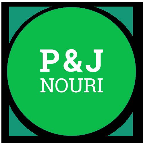 P&J Nouri - Logo